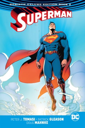 SUPERMAN REBIRTH BOOK 2 DELUXE COLLECTION HARDCOVER