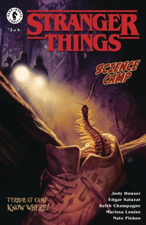 STRANGER THINGS SCIENCE CAMP #2
