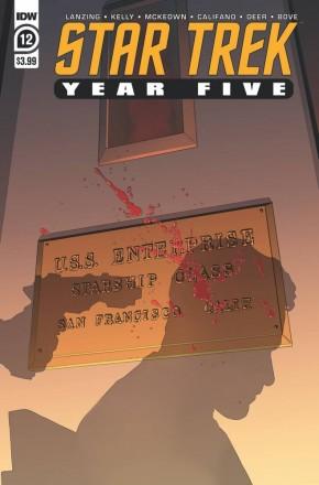 STAR TREK YEAR FIVE #12