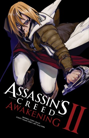 ASSASSINS CREED AWAKENING VOLUME 2 GRAPHIC NOVEL