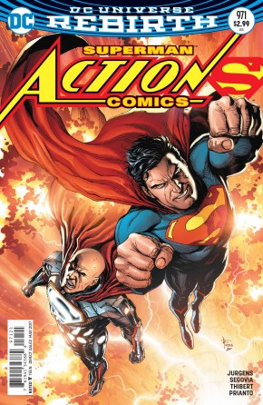 ACTION COMICS #971 VARIANT EDITION