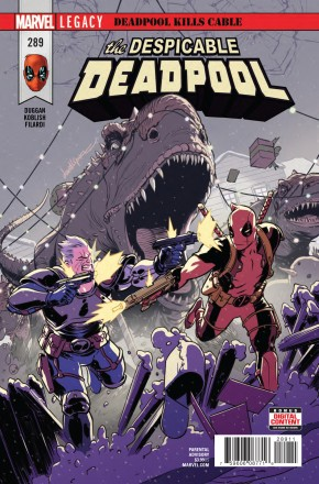 DESPICABLE DEADPOOL #289 (2017 SERIES)