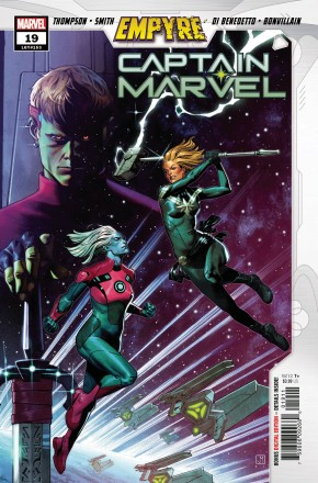 CAPTAIN MARVEL #19 (2019 SERIES) EMPYRE TIE-IN