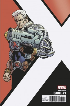 CABLE #1 (2017 SERIES) KIRK CORNER BOX 1 IN 10 INCENTIVE VARIANT COVER