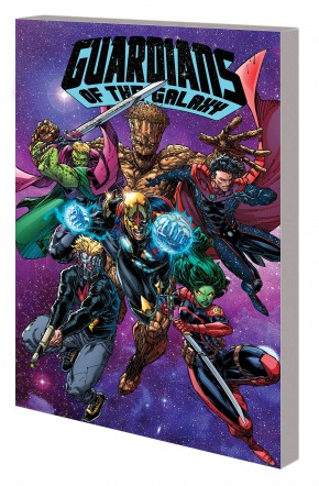 GUARDIANS OF THE GALAXY BY AL EWING VOLUME 3 WE'RE SUPERHEROES GRAPHIC NOVEL