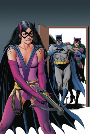 HUNTRESS ORIGINS GRAPHIC NOVEL