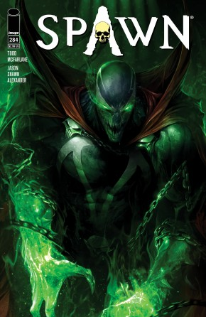 SPAWN #284 COVER A