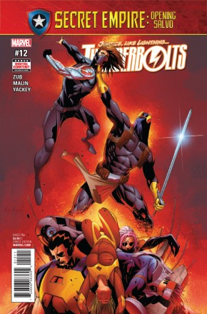 THUNDERBOLTS #12 (2016 SERIES)