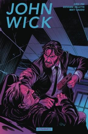 JOHN WICK VOLUME 1 HARDCOVER