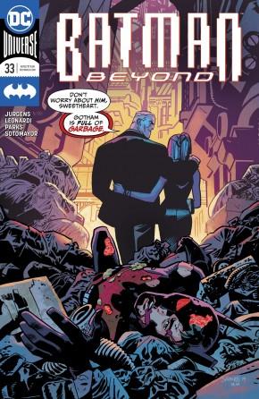 BATMAN BEYOND #33 (2016 SERIES)