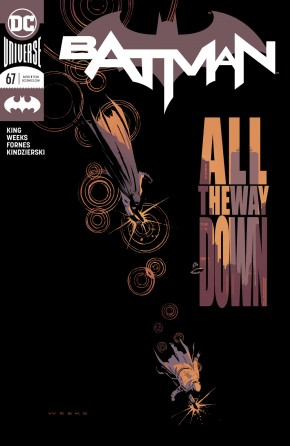 BATMAN #67 (2016 SERIES)