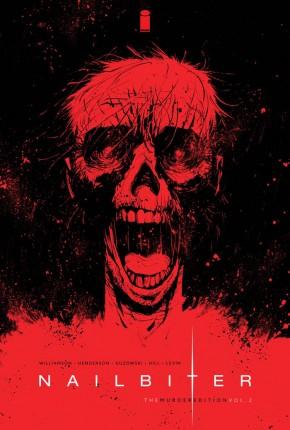 NAILBITER VOLUME 2 THE MURDER EDITION HARDCOVER