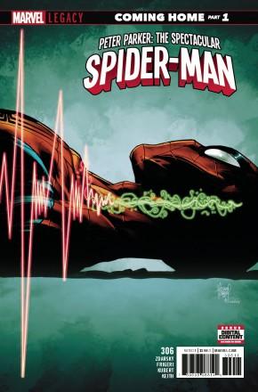 PETER PARKER SPECTACULAR SPIDER-MAN #306 (2017 SERIES)