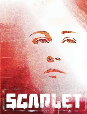 ABSOLUTE SCARLET HARDCOVER