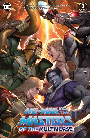 HE MAN AND THE MASTERS OF THE MULTIVERSE #3 (2019 SERIES)