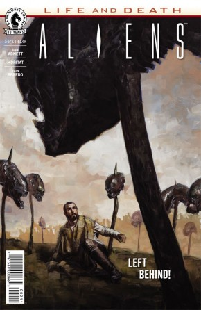 ALIENS LIFE AND DEATH #2