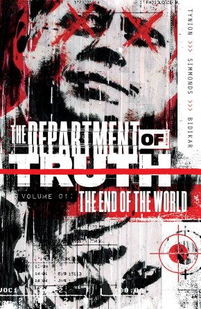 DEPARTMENT OF TRUTH VOLUME 1 GRAPHIC NOVEL