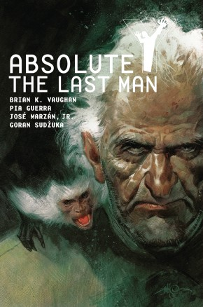 ABSOLUTE Y THE LAST MAN VOLUME 3 HARDCOVER