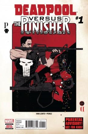 DEADPOOL VS PUNISHER #1