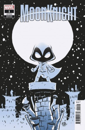 MOON KNIGHT #1 (2021 SERIES) YOUNG VARIANT