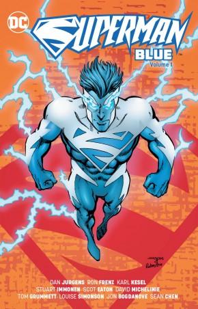 SUPERMAN BLUE VOLUME 1 GRAPHIC NOVEL