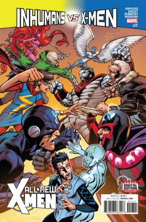 ALL NEW X-MEN VOLUME 2 #17