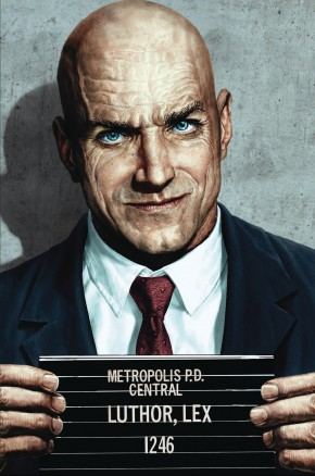 LUTHOR GRAPHIC NOVEL (BLACK LABEL EDITION)