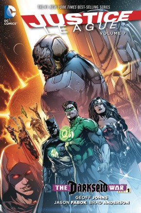 JUSTICE LEAGUE VOLUME 7 DARKSEID WAR PART 1 GRAPHIC NOVEL