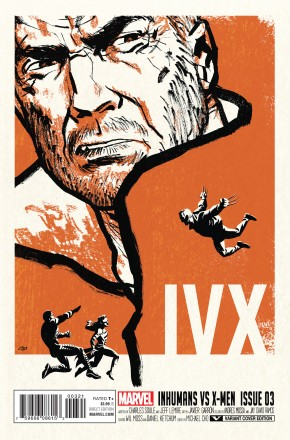 IVX #3 CHO VARIANT COVER