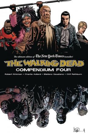 WALKING DEAD COMPENDIUM VOLUME 4 GRAPHIC NOVEL