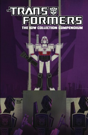TRANSFORMERS IDW COLLECTION COMPENDIUM VOLUME 1 GRAPHIC NOVEL