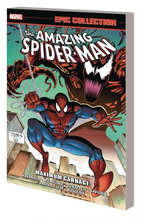 AMAZING SPIDER-MAN EPIC COLLECTION MAXIMUM CARNAGE GRAPHIC NOVEL