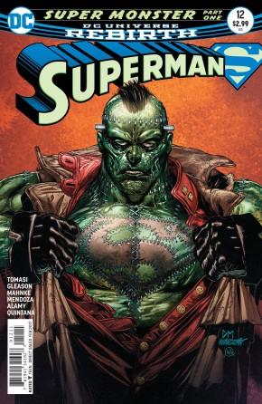 SUPERMAN VOLUME 5 #12