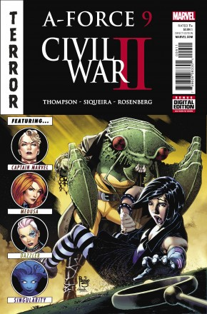 A-FORCE VOLUME 2 #9