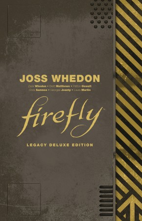 FIREFLY LEGACY DELUXE EDITION HARDCOVER