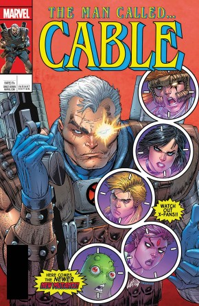 CABLE #150 (2017 SERIES) LEGACY LIEFELD LENTICULAR VARIANT