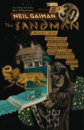 SANDMAN VOLUME 8 WORLDS END 30TH ANNIVERSARY EDITION GRAPHIC NOVEL