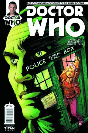DOCTOR WHO 9TH #9 (2016 SERIES)