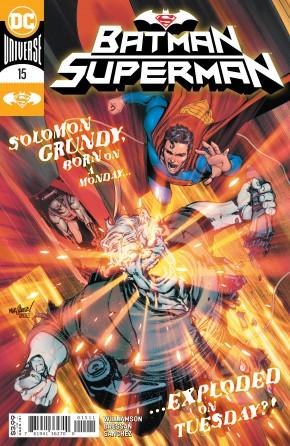 BATMAN SUPERMAN #15 (2019 SERIES)