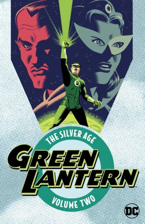 GREEN LANTERN THE SILVER AGE VOLUME 2 GRAPHIC NOVEL