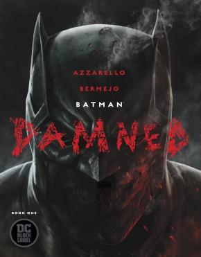 BATMAN DAMNED #1 (1ST PRINTING)