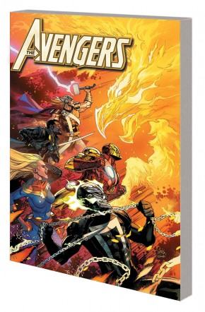 AVENGERS BY JASON AARON VOLUME 8 ENTER PHOENIX GRAPHIC NOVEL