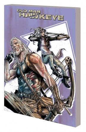 OLD MAN HAWKEYE VOLUME 2 THE WHOLE WORLD BLIND GRAPHIC NOVEL