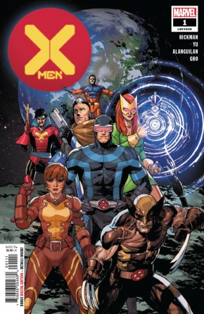 X-MEN #1 (2019 SERIES)