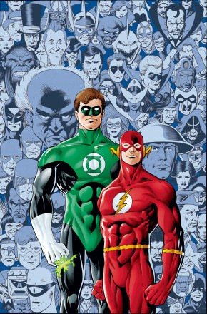 FLASH AND GREEN LANTERN THE BRAVE AND THE BOLD DELUXE EDITION HARDCOVER
