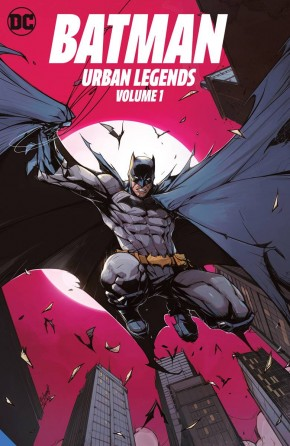 BATMAN URBAN LEGENDS VOLUME 1 GRAPHIC NOVEL
