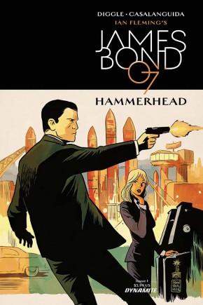 JAMES BOND HAMMERHEAD #1