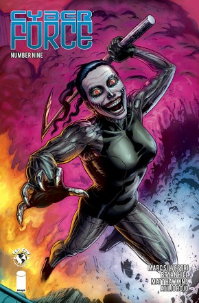 CYBER FORCE #9 (2018 SERIES)