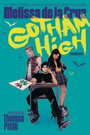 GOTHAM HIGH GRAPHIC NOVEL
