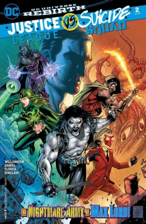 JUSTICE LEAGUE SUICIDE SQUAD #2